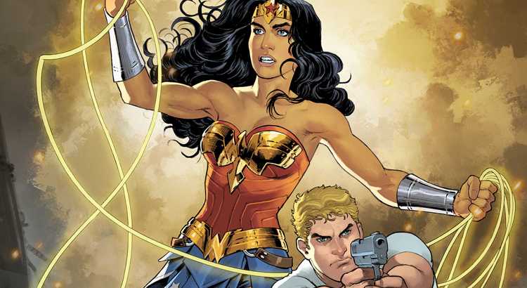 """Greg Rucka verlässt Wonder Woman - """"Ich kann den Veröffentlichungs-Rhythmus einfach nicht mehr mithalten"""" - Update: auch Zeichner Liam Sharp verlässt die Serie"""
