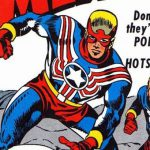 "Titan Comics erweckt Jack Kirbys & Joe Simons ""Fighting American"" mit neuer Serie zum Leben"