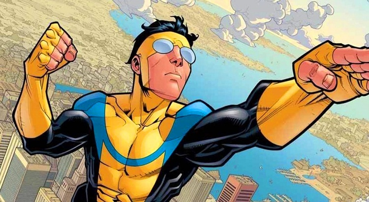 Cross Cult mit Preview zum Start von Robert Kirkmans INVINCIBLE