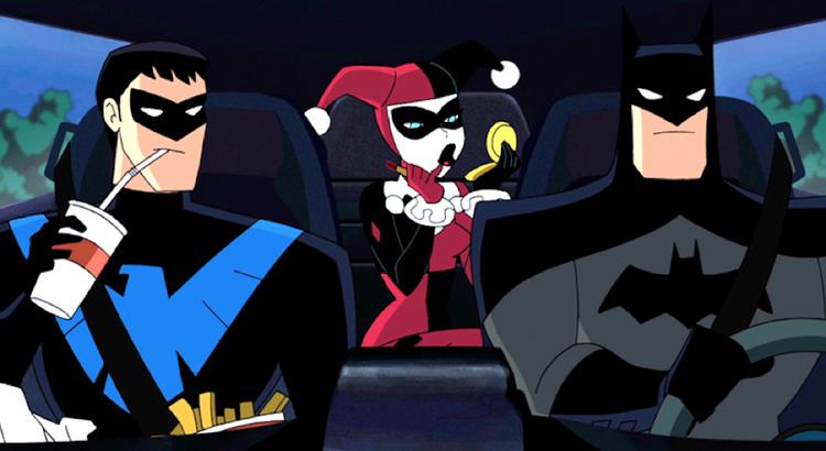 """Warner veröffentlicht Trailer zu """"Batman & Harley Quinn"""" Animationsfilm"""