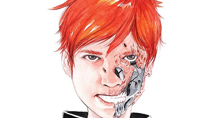 Comic Review: Descender Bd. 03 - Singularitäten (Splitter Verlag)