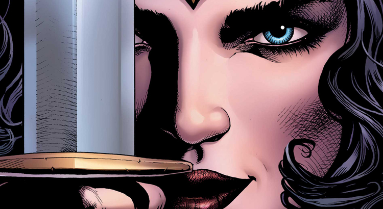 Comic Review: Wonder Woman Bd. 01 - Die Lügen (Panini Comics)