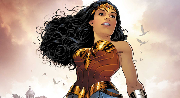 Comic Review: Wonder Woman - Das erste Jahr (Panini Comics)