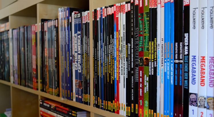Comics Aufbewahren So Lauft S Bei Mir 2017 Edition Comic Bags
