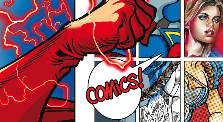 "<span class=""dquo"">""</span>Comics!"" Ausstellung ab Juli in Heilbronn - mit Timo Wuerz, Arild Midthun, Mike Perkins, Thomas Yeates und anderen"