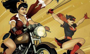 Panini Comics cancelt DC Comics Bombshells Reihe nach zwei Paperbacks