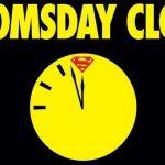 GEOFF JOHNS teast DOOMSDAY CLOCK #02 - einmonatige Pause zwischen #04 und #05 angekündigt