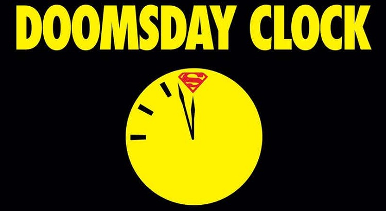 Comic Review: Doomsday Clock Bd. 1 (Panini Comics)