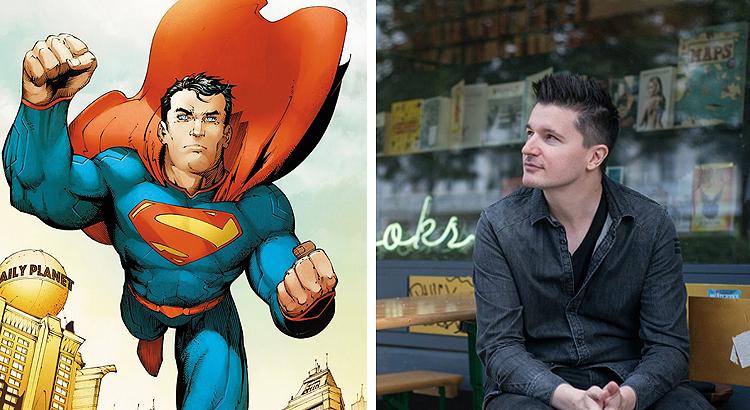 """Interview: Der Mann der SUPERMAN zeichnet - im Gespräch mit """"Action Comics"""" und """"New Super-Man"""" Zeichner Viktor Bogdanović"""