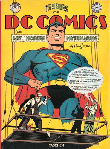 BuchReview-75-Jahre-DC-Comics-Die-Kunst-moderne-Mythen-zu-schaffen07