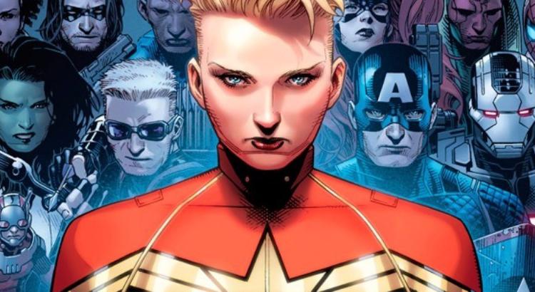 Comic Review: Civil War II - Megaband (Panini Comics)