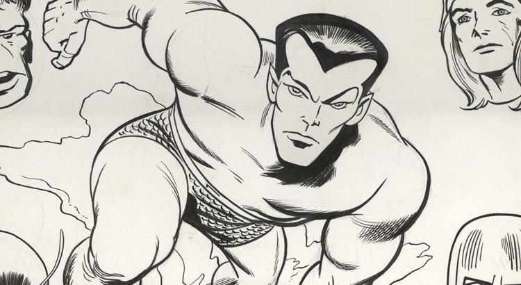 San Diego Comic-Con: IDW stellt 1.300 Seiten JACK KIRBY Original-Artwork aus