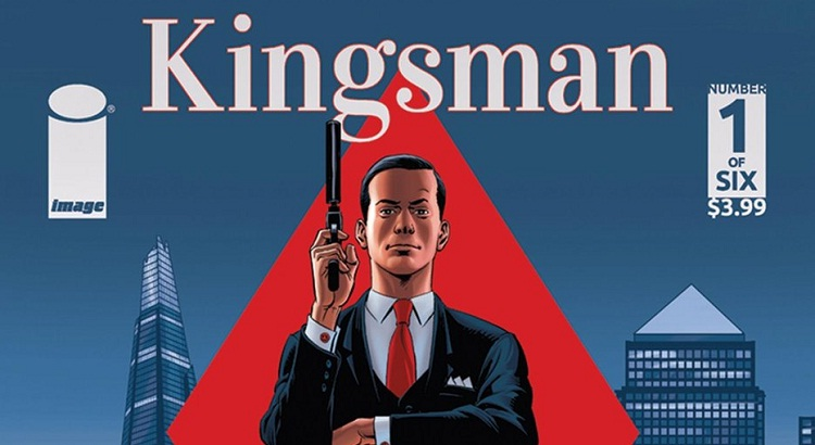 Mark Millars KINGSMAN Comic wechselt von Marvel Icon zu Image Comics & bekommt neues Kreativ-Team