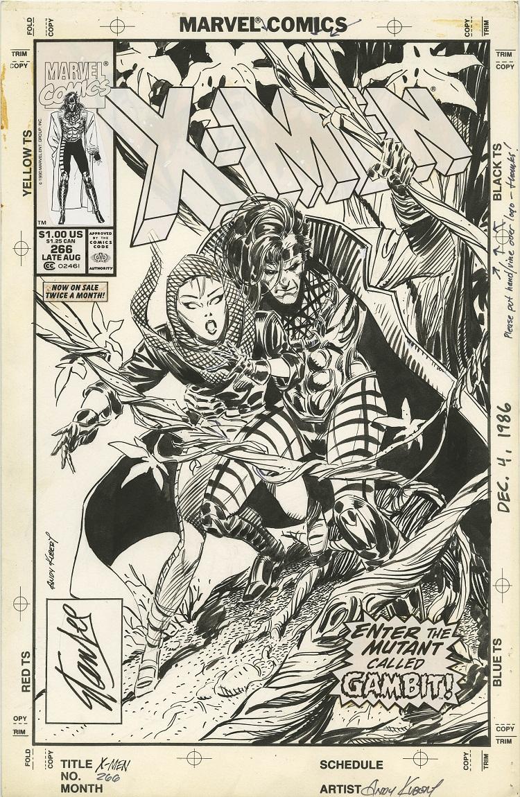 THE UNCANNY X-MEN #266