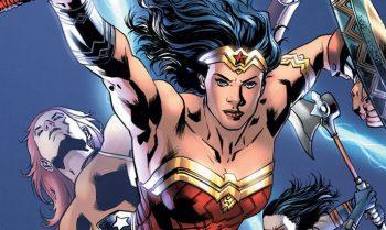 Comic Review: Wonder Woman Bd. 05 - Kinder der Götter (Panini Comics)