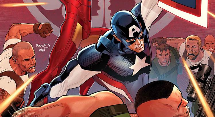 Comic Review: Captain America - Steve Rogers Bd. 02 (Panini Comics)