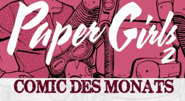 Comic Review: Paper Girls Bd. 02 (Cross Cult)