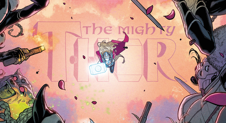 Comic Review: Thor Bd. 03 - Mjolnirs Geheime Herkunft (Panini Comics)