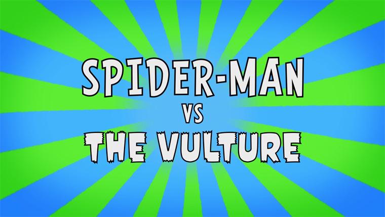 """Video: Marvel TL;DR erklärt """"Spider-Man vs. The Vulture"""" in 2 Minuten"""