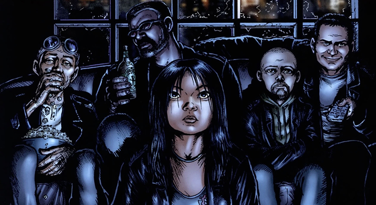 Garth Ennis & Russ Braun mit neuer THE BOYS Comicreihe im April