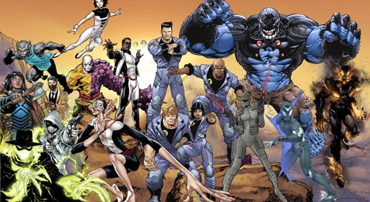 DC cancelt The Terrifics - die letzten Ausgaben nur digital!