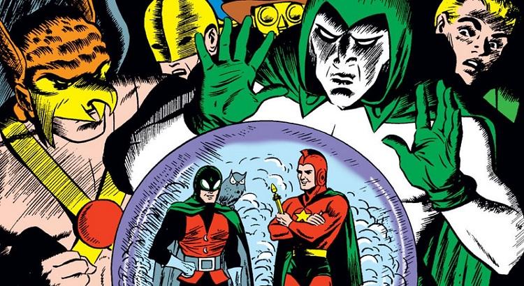Jim Lee erklärt euch die Geschichte des DC-Multiversums [Video]
