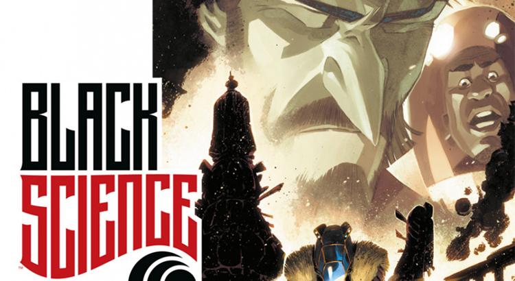 Comic Review: Black Science Bd. 03 - Fluchtmuster (Splitter Verlag)