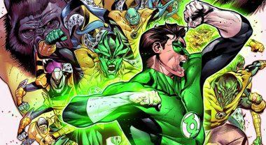 "DC Comics cancelt ""Hal Jordan & the Green Lantern Corps"" mit US-Ausgabe #50 - Neustart mit Grant Morrison als Autor?"