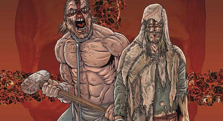 Comic Review: Crossed - Monster Edition 01 (Panini Comics) - Geschichten von Tod, Verzweiflung und menschlichen Sekreten