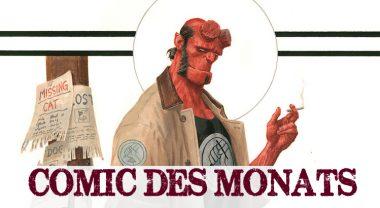 Comic Review: Hellboy Bd. 16 - Hellboy und die B.U.A.P. 1953 (Cross Cult)