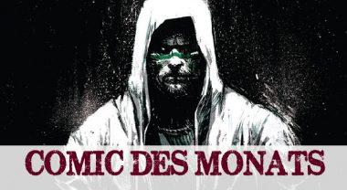 Comic Review: Karnak - Der Makel in allen Dingen (Panini Comics)
