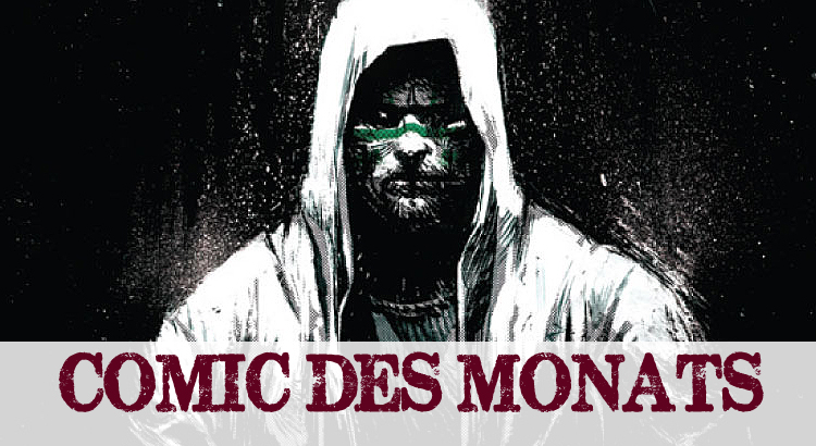 Comic Review: Karnak - Der Makel in allen Dingen (Panini Comics)