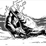 Batman-Autor TOM KING und vielleicht auch JASON FABOK arbeiten an... irgendwas?