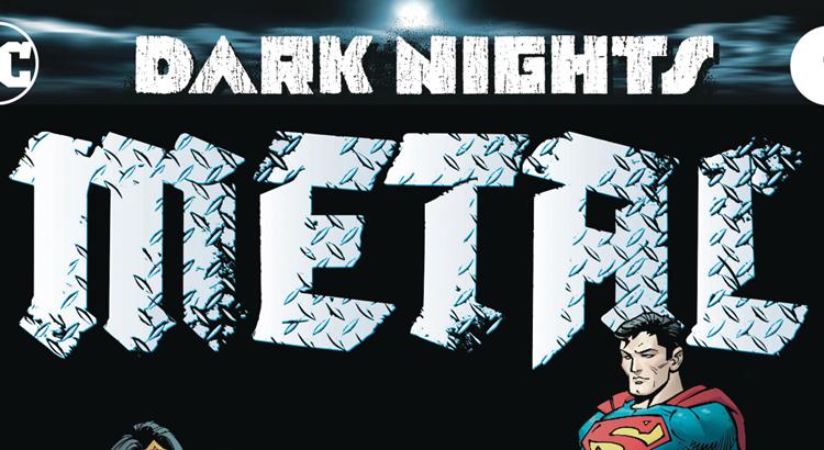 """<span class=""""dquo"""">""""</span>Dark Nights Metal"""" #01 überholt """"DC: Rebirth"""" - knapp 262.000 ausgelieferte Einheiten"""