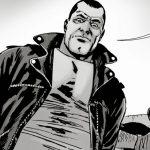 US THE WALKING DEAD #174 wird eine NEGAN Solo-Ausgabe