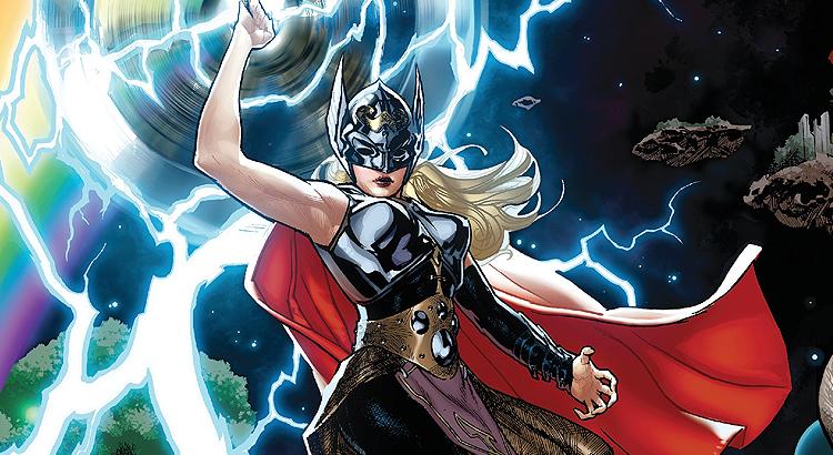 Comic Review: Thor Bd. 04 - Krieg gegen die Shi'ar (Panini Comics)