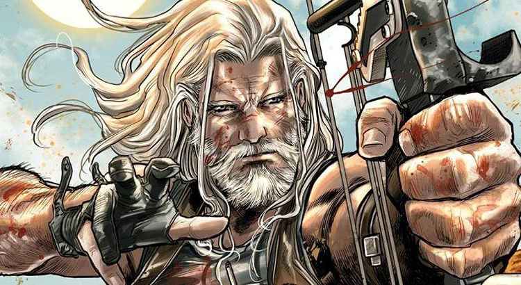 OLD MAN HAWKEYE: Marvel setzt Old Man Logan Preguel-Comic mit Hawkeye als Protagonisten an