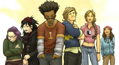 Comic Review: Runaways Megaband 01 - Ausreißer (Panini Comics)