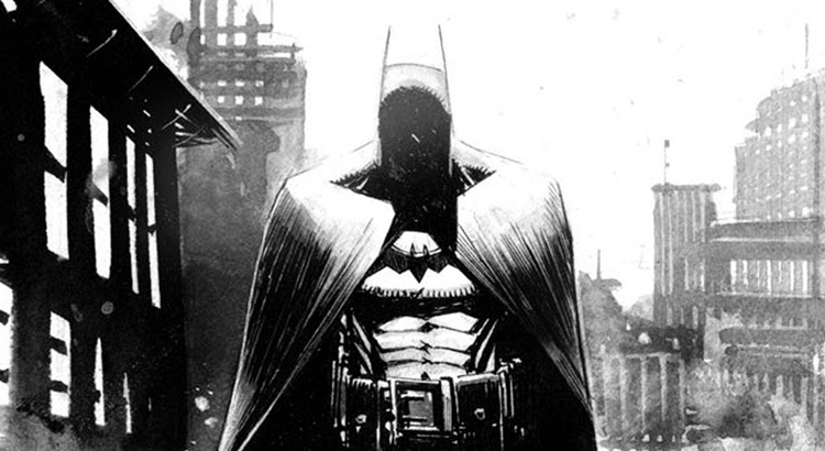 Kündigt Sean Gordon Murphy hier etwa BATMAN: WHITE KNIGHT 2 an?