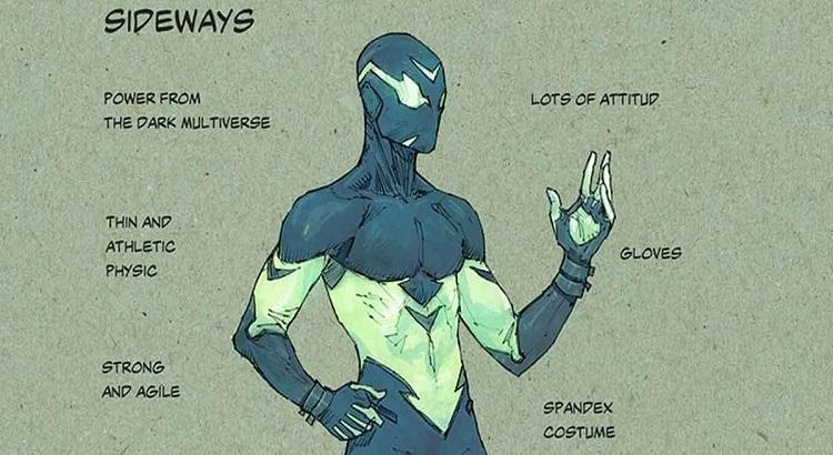 #NYCC: GRANT MORRISON als Co-Autor für DC Comics' SIDEWAYS-Comic-Reihe bestätigt