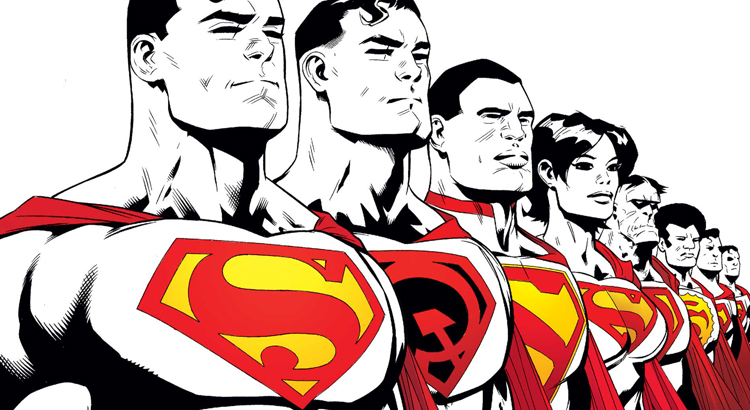 Comic Review: Superman Sonderband 03 - Supermen aller Welten (Panini Comics)