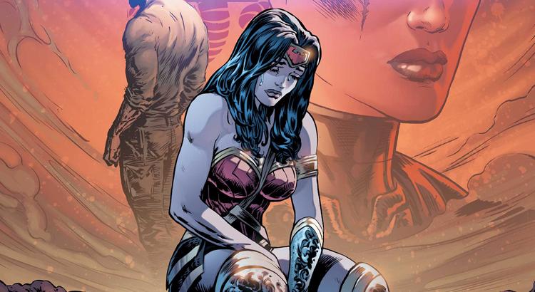 Comic Review: Wonder Woman Bd. 02 - Zwischen Lüge und Wahrheit (Panini Comics)