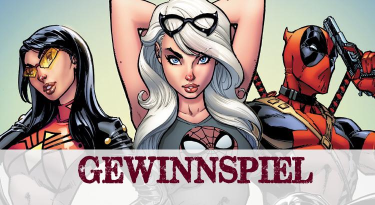 Gewinnspiel: 3x Spider-Man #17 (Panini Comics) - SCOTT CAMPBELL Variant - gesponsert von Blu-Box