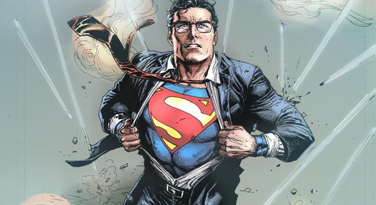 Zum 80. Geburtstag des Stählernen: Panini Comics bringt SUPERMAN ANTHOLOGIE im Sommer 2018