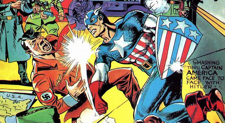 Low-Grade-Ausgabe von Captain America Comics #01 für über 70.000 US Dollar bei ComicConnect verkauft