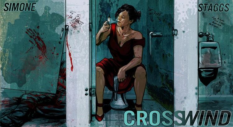 Erhält Gail Simones & Cat Staggs' Image Comics Reihe CROSSWIND bald eine TV-Adaption?