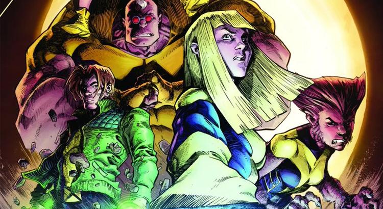 "Marvel kündigt ""New Mutants: Dead Souls"" Mini-Serie für März 2018 an"