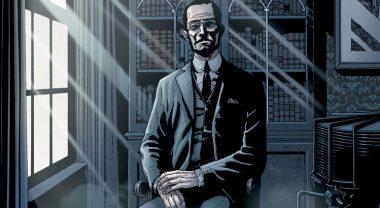 Bringt Panini Comics eine Neuauflage von Alan Moores & Jacen Burrows' PROVIDENCE im Sammelschuber?
