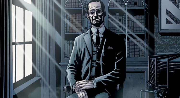 Panini Comics mit Komplettausgabe zu Alan Moores PROVIDENCE... aber erst Ende 2020