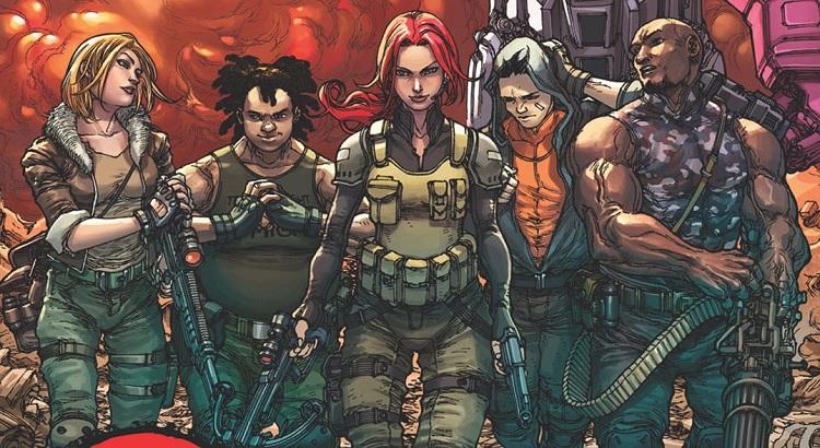 IDW stößt neue G.I. Joe Comic-Serie überraschend ab und cancelt alle künftigen Ausgaben